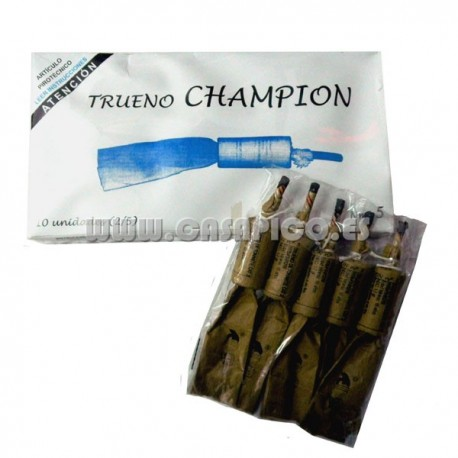 Petardos Trueno Champion 5